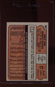 1972 Topps  637 Preston Gomez MG  VG 12606