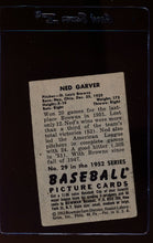 Load image into Gallery viewer, 1952 Bowman  28 Roy Hartsfield  VG-EX 12614