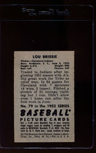 Load image into Gallery viewer, 1952 Bowman  79 Lou Brissie  EX 12632