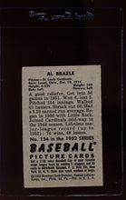 Load image into Gallery viewer, 1952 Bowman  134 Al Brazle  VG-EX 12648