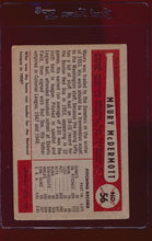 Load image into Gallery viewer, 1954 Bowman  56 Maurice McDermott  G 12724