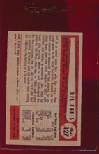 Load image into Gallery viewer, 1954 Bowman  127 Del Ennis  VG 12731