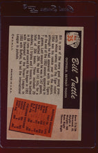 Load image into Gallery viewer, 1955 Bowman  35 Bill Tuttle RC  VG 12734