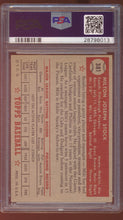 Load image into Gallery viewer, 1952 Topps  381 Milton Stock  PSA 5 EX 12957