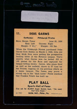 Load image into Gallery viewer, 1941 Play Ball  11 Debs Garms  VG-EX 13118
