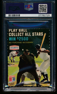 1968 Atlantic Oil Play Ball   Roger Maris  PSA 1.5 FR 13285