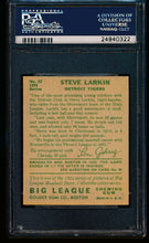 Load image into Gallery viewer, 1934 Goudey  92 Steve Larkin  PSA 5 EX 13287
