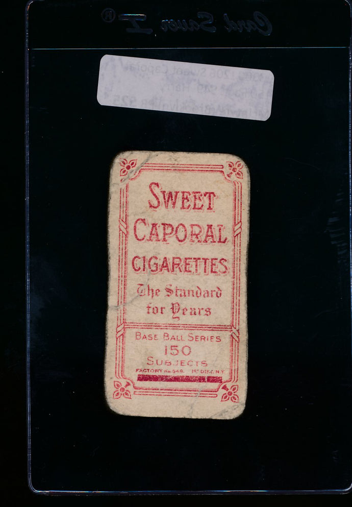 1909-1911 t206 Sweet Caporal 150 Fact. 549  Harry McIntyre (Brooklyn) PR 13300