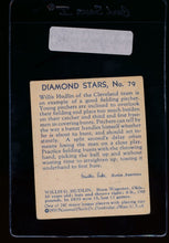 Load image into Gallery viewer, 1935 Diamond Stars  79 Willis Hudlin  VG-EX 13327