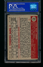 Load image into Gallery viewer, 1952 Topps  373 Jim Turner  PSA 5 EX 13346