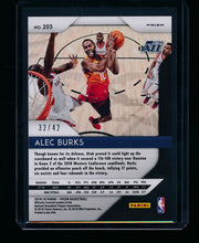 Load image into Gallery viewer, 2018-19 Panini Prizm Pink Pulsar 203 Alec Burks /42 NM-MT+ 13392