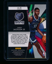 Load image into Gallery viewer, 2018-19 Panini Prizm Freshman Phenoms Silver 22 Jaren Jackson Jr RC NM-MT+ 13400
