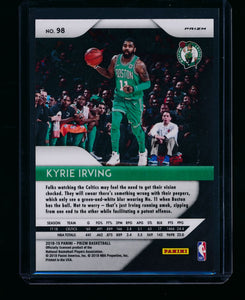 2018-19 Panini Prizm Red Wave 98 Kyrie Irving  NM-MT+ 13403