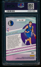 Load image into Gallery viewer, 2018 Panini Revolution Impact 128 Luka Doncic RC PSA 10 GEM MINT 13452
