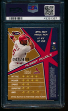 Load image into Gallery viewer, 2001 Topps Stars Gold 198 Albert Pujols RC PSA 9 MINT 13456