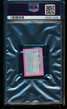 Load image into Gallery viewer, 1991 Topps Micro  333 Chipper Jones RC PSA 9 (OC) MINT 13462
