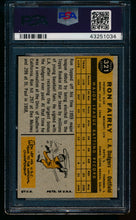 Load image into Gallery viewer, 1960 Topps  321 Ron Fairly  PSA 8 NM-MT 13476