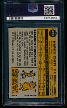 Load image into Gallery viewer, 1960 Topps  339 Harry Chiti  PSA 8 NM-MT 13477