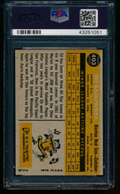 Load image into Gallery viewer, 1960 Topps  403 Ed Sadowski  PSA 7 NM 13479