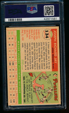Load image into Gallery viewer, 1955 Topps  134 Joe Jay  PSA 7 NM 13485