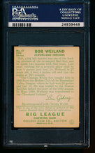 Load image into Gallery viewer, 1934 Goudey  67 Bob Weiland  PSA 4 VG-EX 13492