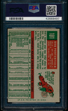 Load image into Gallery viewer, 1959 Topps  181 Bob Porterfield  PSA 8 NM-MT 13532