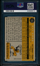 Load image into Gallery viewer, 1960 Topps  183 Eli Grba  PSA 7 NM 13543