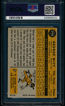 Load image into Gallery viewer, 1960 Topps  298 George Witt  PSA 7 NM 13547
