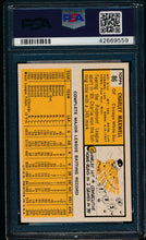 Load image into Gallery viewer, 1963 Topps  86 Charley Maxwell  PSA 7 NM 13565