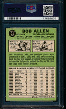 Load image into Gallery viewer, 1967 Topps  24 Bob Allen  PSA 7 NM 13610