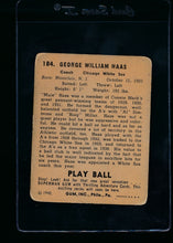 Load image into Gallery viewer, 1940 Play Ball  184 Mule Haas  G/VG 13647