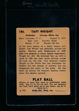 Load image into Gallery viewer, 1940 Play Ball  186 Taft Wright RC  G/VG 13649