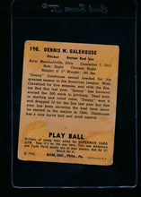 Load image into Gallery viewer, 1940 Play Ball  198 Denny Galehouse RC  G 13659