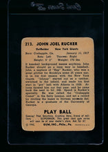 Load image into Gallery viewer, 1940 Play Ball  213 John Rucker RC  G 13674