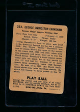 Load image into Gallery viewer, 1940 Play Ball  233 George Earnshaw  VG 13687