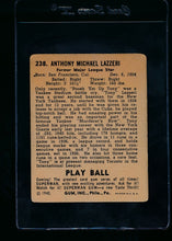 Load image into Gallery viewer, 1940 Play Ball  238 Tony Lazzeri  VG (MK) 13688