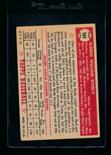 Load image into Gallery viewer, 1952 Topps  161 Bud Byerly  G/VG 13698