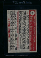 Load image into Gallery viewer, 1952 Topps  236 Ed Fitzgerald  EX 13702