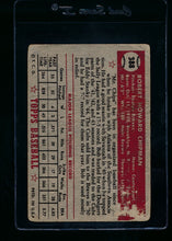 Load image into Gallery viewer, 1952 Topps  388 Bob Chipman High # P 13724