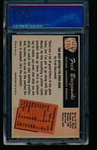 Load image into Gallery viewer, 1955 Bowman  190 Fred Baczewski  PSA 7 NM 13731