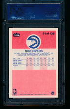 Load image into Gallery viewer, 1986 Fleer  91 Doc Rivers  PSA 9 MINT 13761
