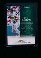 Load image into Gallery viewer, 2017 Panini Day Rickey Henderson Jersey /25 Pack-Fresh 13796