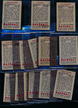 Load image into Gallery viewer, 1951 Bowman Baseball Set Builder Lot x22 Low Grade 13799