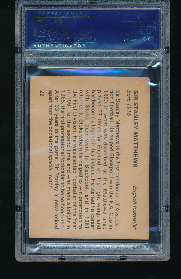 1965 Bancroft Tiddlers   MICKEY MANTLE HOF PSA 6 EX-MT 14376