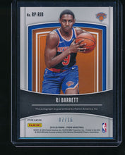 Load image into Gallery viewer, 2019-20 Panini Prizm Fanatics Green Ice Auto  RJ BARRETT /16 RC Pack-Fresh 14384