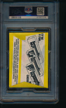 Load image into Gallery viewer, 1979 Topps   Baseball Wax Pack  PSA 7 NM 14466