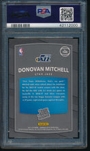 Load image into Gallery viewer, 2017-18 Donruss Optic 188 Donovan Mitchell RC PSA 10 GEM MINT 14472