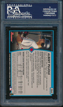 Load image into Gallery viewer, 2001 Bowman  264 ALBERT PUJOLS RC PSA 9 MINT 14486