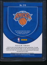 Load image into Gallery viewer, 2018-19 Crown Royale Silhouettes RPA /199  Kevin Knox RPA Auto RC  14494