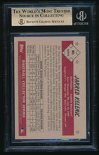 Load image into Gallery viewer, 2019 Bowman Heritage Chrome Superfractor 1/1 JARRED KELENIC BGS 9.5 GEM MINT+10